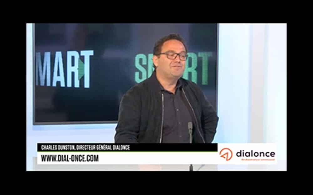DialOnce dans l'émission « Le Lab de Smart Tech » de Bsmart TV